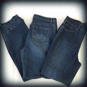 Gloria Vanderbilt Bundle Amanda Jeans 10 EUC
